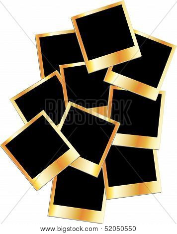 Golden photography element