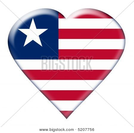 Icon Of Liberia