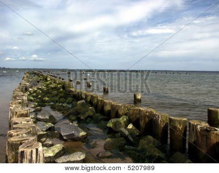Meer-Landschaft