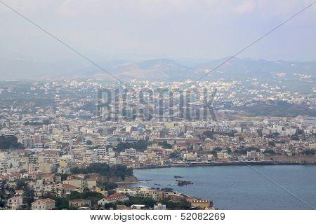 Hanye, Island Of Crete, Greece