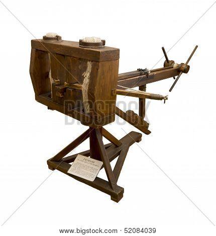 Evtihon (catapult-strelomet) 3Rd Century Bc