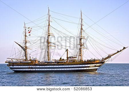 Sailing-vessel