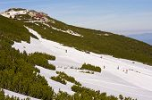 Rila Mountains In Borovets, Bulgaria