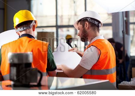 Factory Workers Planning