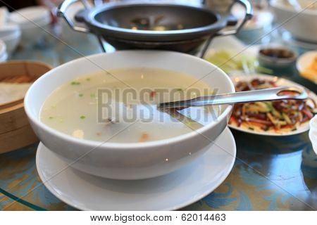 Peking Duck Broth