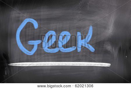 Geek Concept