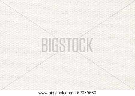 Pale Sepia Coarse-grained Texture Of Rough Fabric