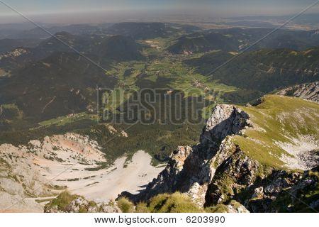 Rocks Of The Schneeberg Hill