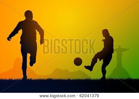 Play Soccer