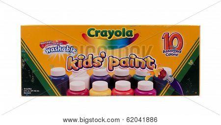 Crayola Paints