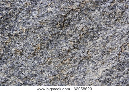 The Surface Of The Granite Stone