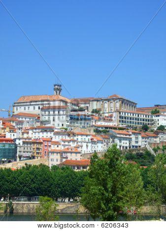 Coimbra in Portugal