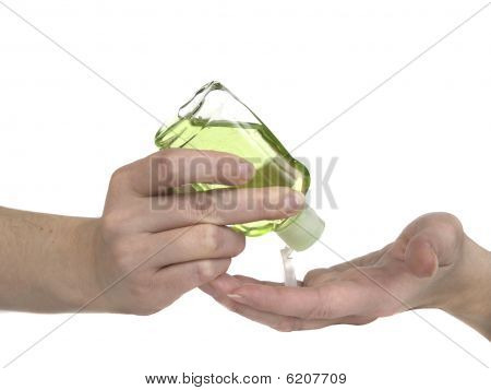 Hand Sanitizer Squeeze Bottle