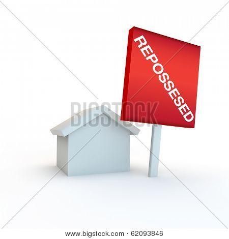 3d render of a housing concept