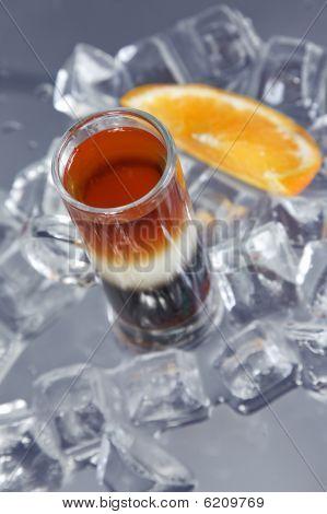 """Alcohol Ñocktail """"the Pride Of Jamaica"""""""