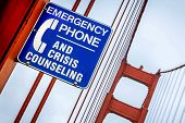 picture of tragic  - Crisis Counselling Sign - JPG
