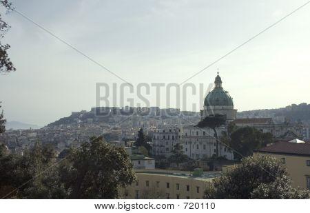 Naples' Scenic View