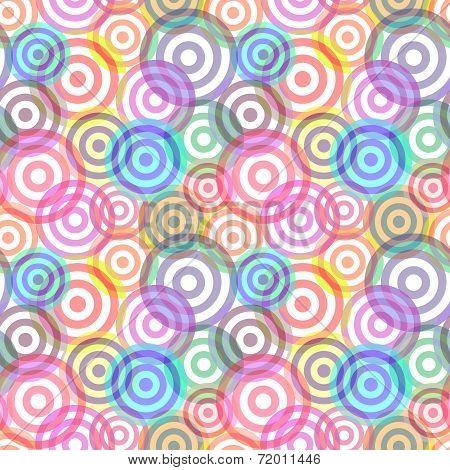 Seamless Ring Pattern