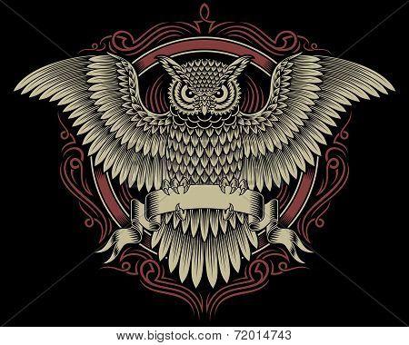 Owl Crest