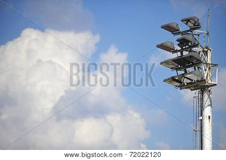 Sports Arena Floodlights