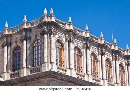Ornate Teatro Degollado