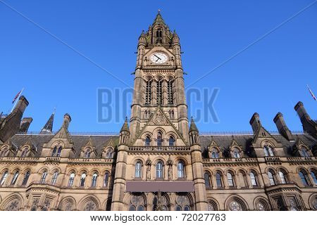 Manchester City Hall