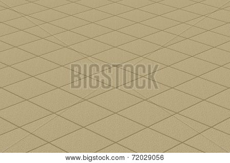 Linoleum/carpet With Plaid Fine Texture