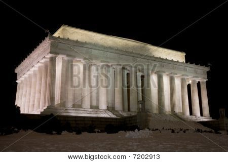 Lincoln Memorial After Dard