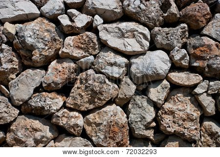 Stone Wall Backgrond