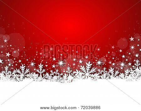 X-mas Card - Snowy 01