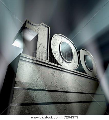 Congratulation 100