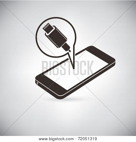 plug connector and smartphone