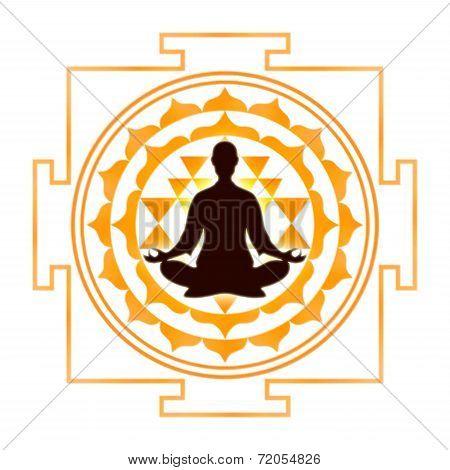 Meditation Sri Yantra