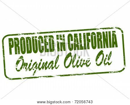 Produced In California