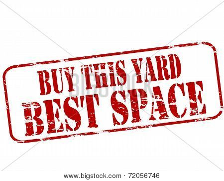Buy This Yard