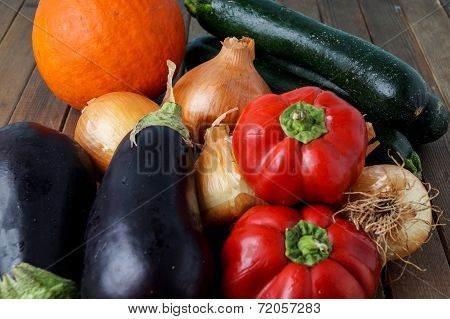 Fall Vegetable