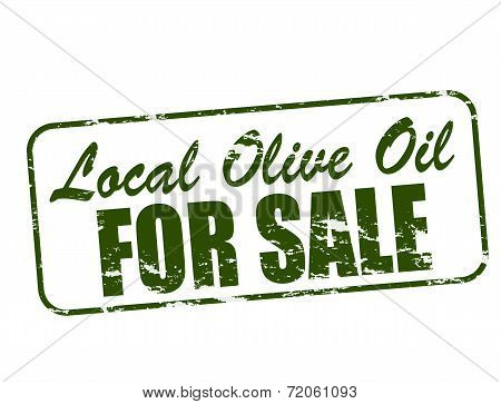 Local Olive Oil