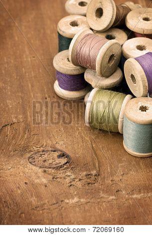 Old Spool Thread