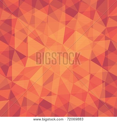 abstract geometric shape pattern background stock vector