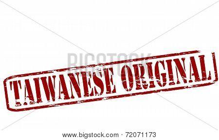 Taiwanese Original