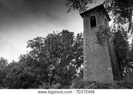 Browns Folly Tower near Bathford UK
