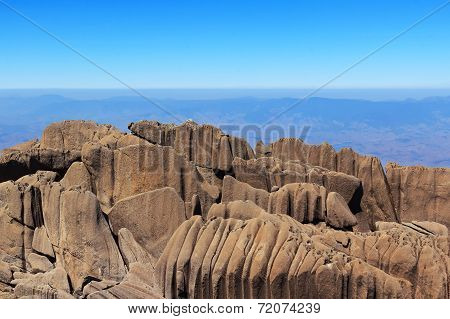 Peak Agulhas Negras (black Needles) Mountain, Park Itatiaia,  Brazil