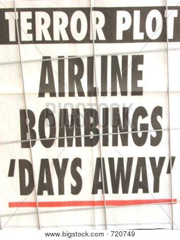 Poster Terrorism