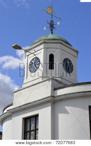 Clock Tower in Stratford-upon-Avon