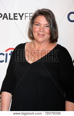 LOS ANGELES - SEP 15:  Mindy Cohn at the PaleyFest 2014 Fall -
