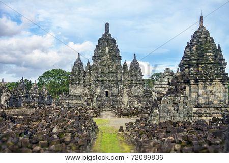 Prambanan Temple Ruins
