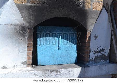 Greek Village Oven