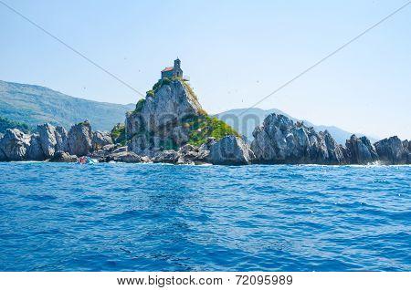 The Church Among The Rocks