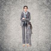 stock photo of struggle  - Concept of self struggle - JPG