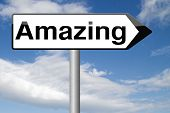 image of you are awesome  - mind blowing amazing and awesome wow factor  - JPG